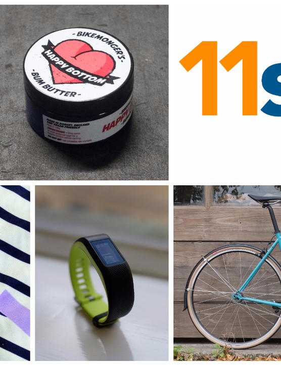 11spd, your weekly roundup of the hottest and freshest kit to land at BikeRadar this week