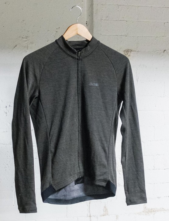 This Merino jersey looks ideal for the winter months ahead