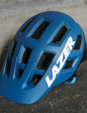 Lazer's Coyote looks like it could be a great budget trail lid