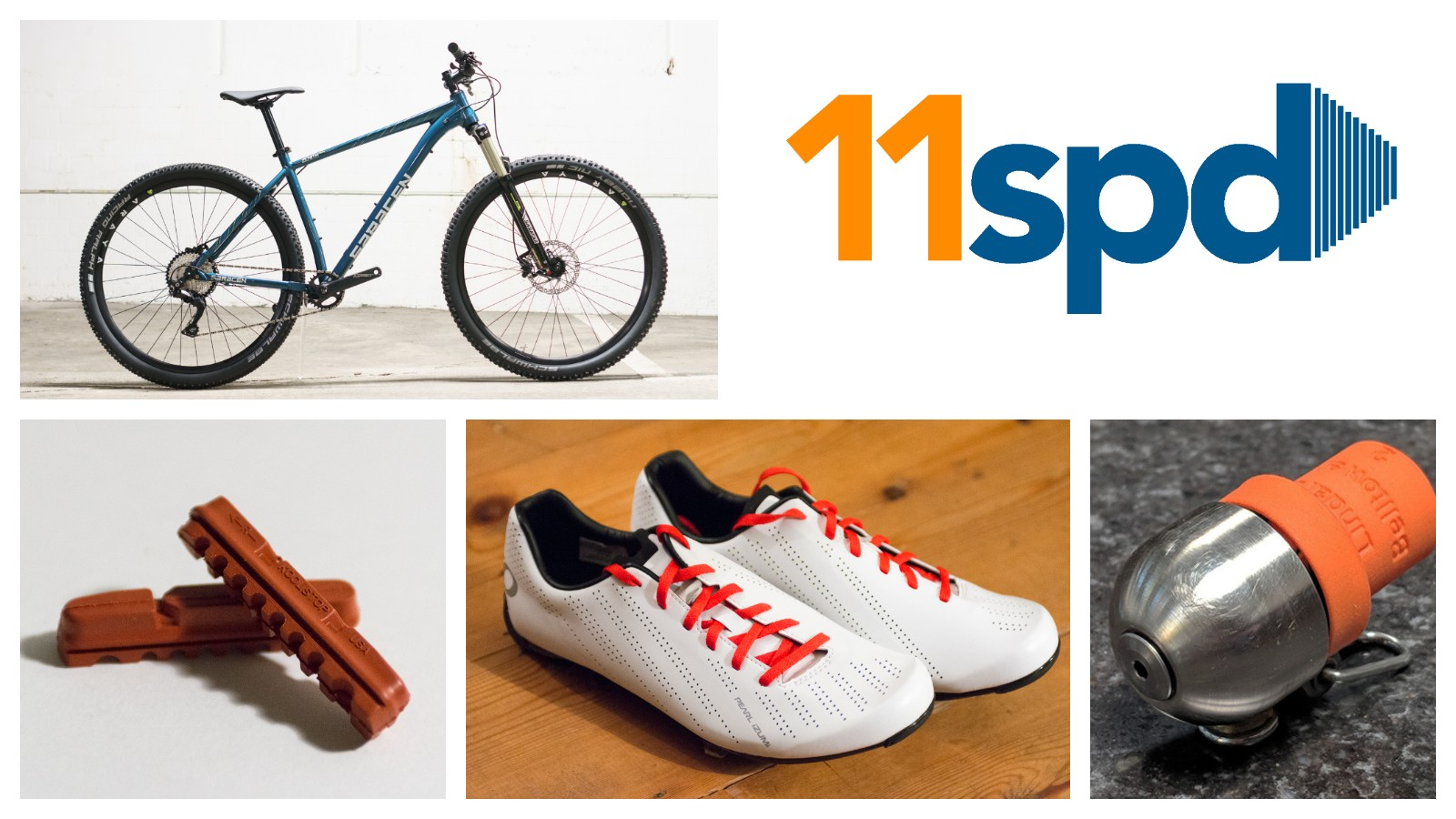 11spd, your weekly roundup of the most kickin' fresh swag to land at BikeRadar this week