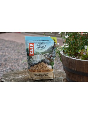 Clif is a lot more than just bars these days. Clif Granola comes in a variety of flavors