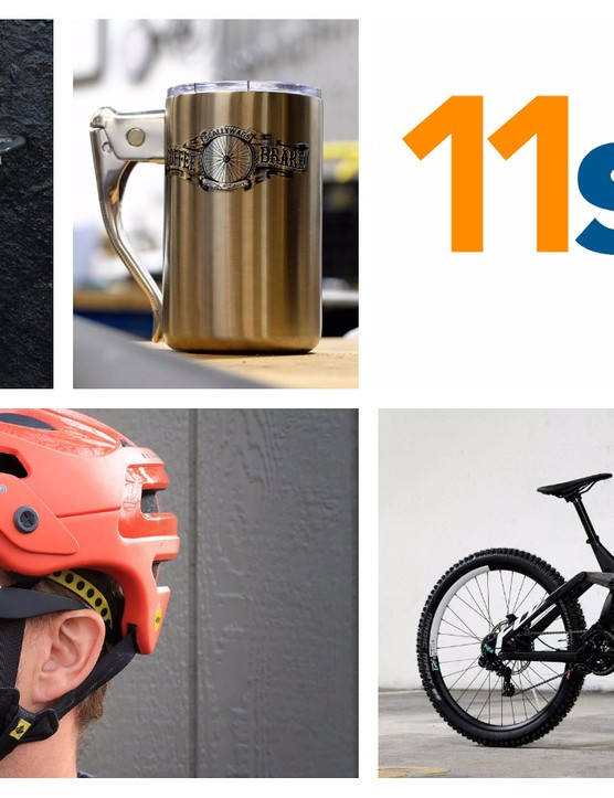11spd, your weekly roundup of the most hottest and freshest kit to land at BikeRadar this week