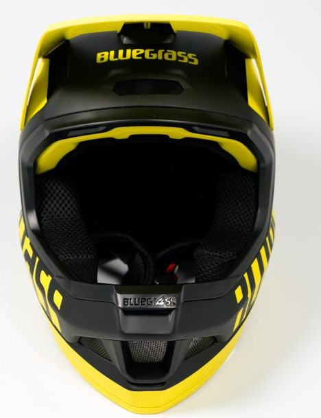 The Legit is Bluegrass' top-end full-face lid