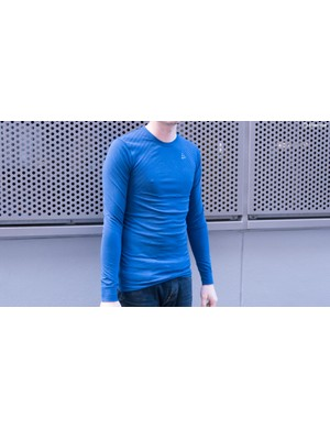 Craft's FuseKnit baselayer feels super comfy out of the box