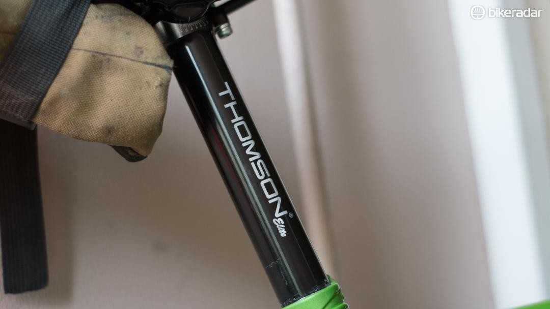 Thomson seatposts are among our favourites