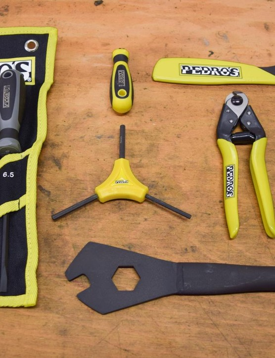 Pedro's Tools kindly sent us this little lot