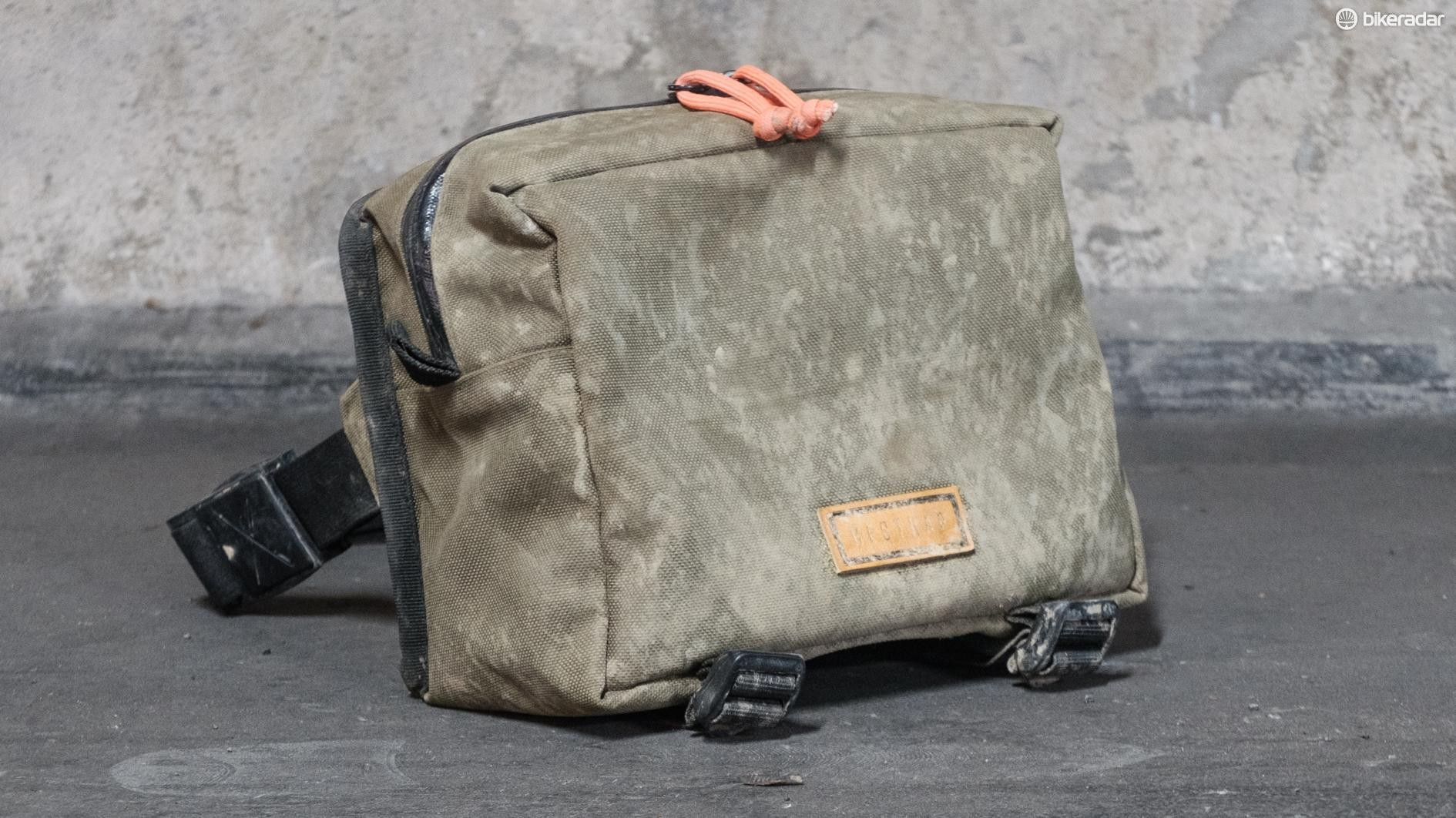 This bum bag from Restrap is pleasingly simple