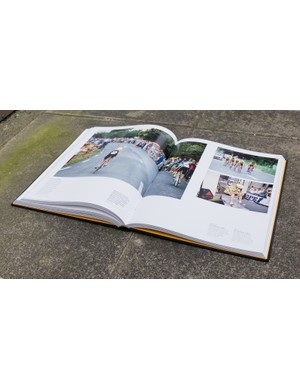 The whole book is beautifully produced and would make a great gift for any roadie nerd