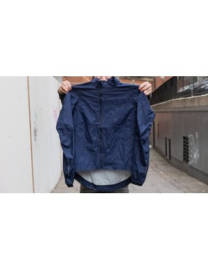 The Rapha Core jacket is a super simple, ultra-light waterproof