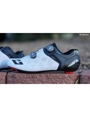 Gaerne's G. Stilo shoe weighs 292g in size 45