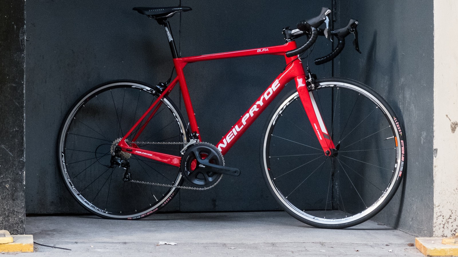 The NeilPryde Bura is the brands out-and-out race bike