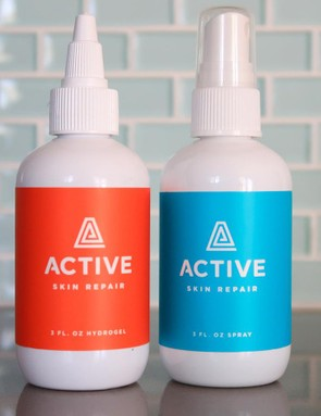Active Skin Repair offers a gel and spray, both of which are designed to improve healing