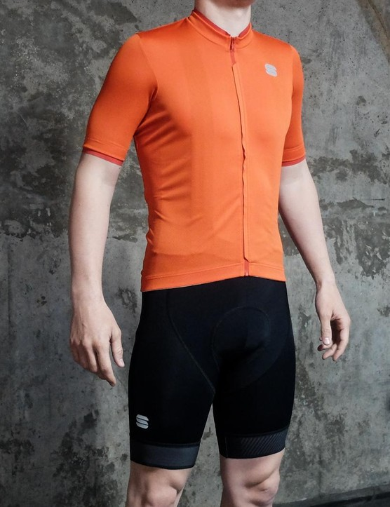Sportful also sent us its Infinite jersey — a classic design with modern performance