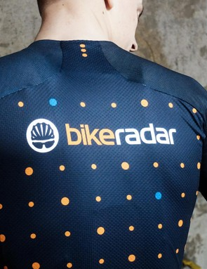 Of course in complete contradiction to everything I'm saying, BikeRadar has its own uniform