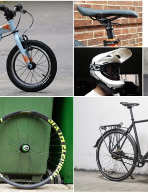 This week we've got a unique kid's bike, the perfect commuter, some extreme socks and more