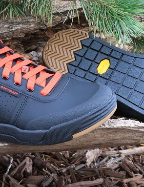 Bontrager's Flat Line shoe for riders who prefer to ride platforms
