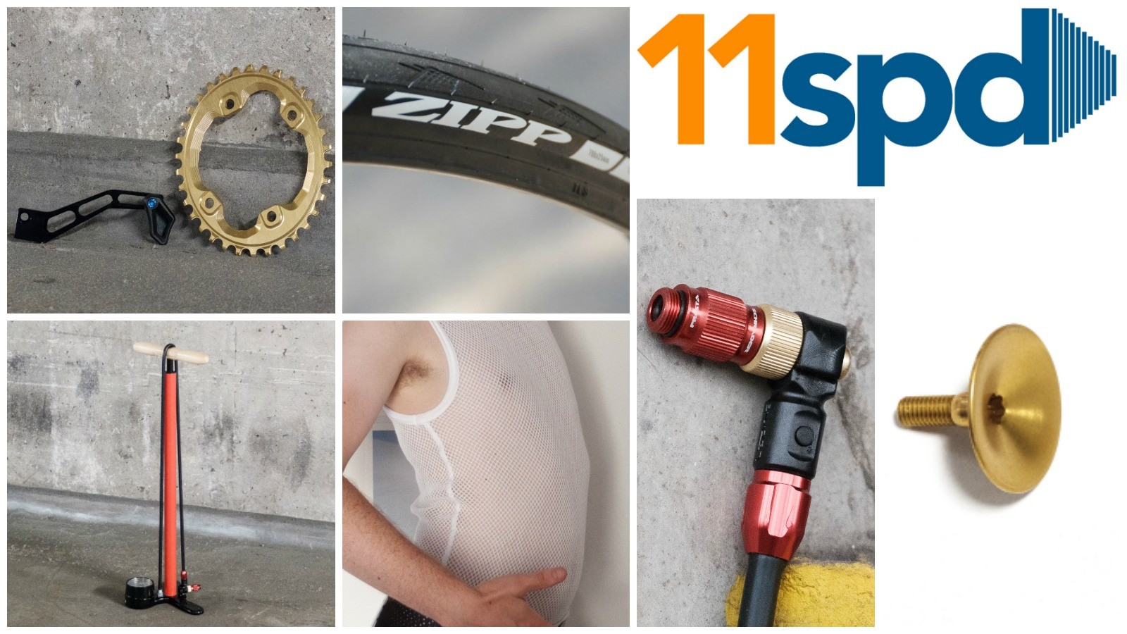 11spd, your weekly roundup of the most delicious kit to land in BikeRadar HQ this week