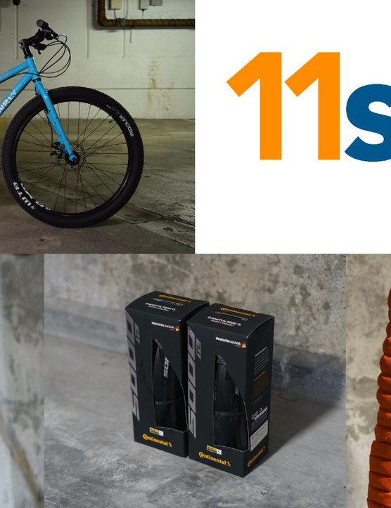 11spd: This week's best new bikes and gear