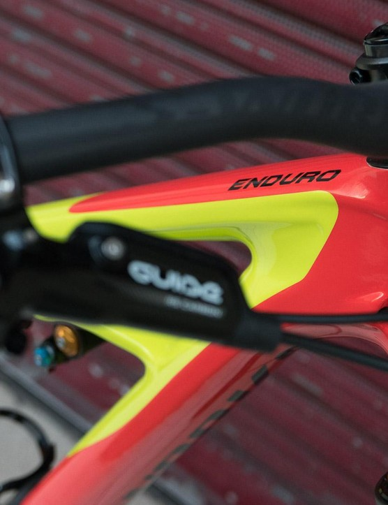 The Guide RS brakes are time proven