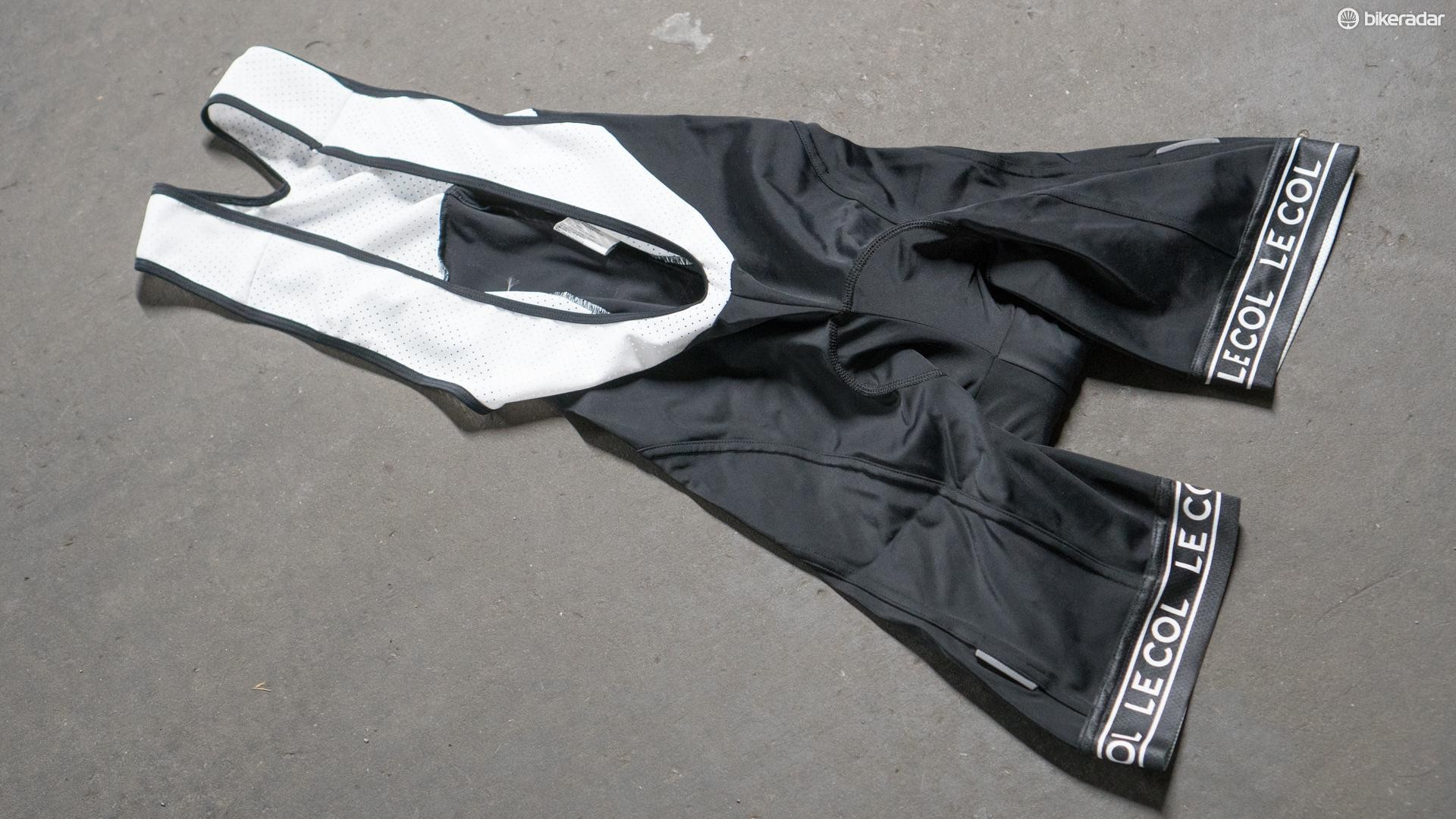 Le Col claims these Pro bib shorts are its fastest yet in terms of performance offerings