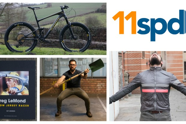 11spd, your weekly roundup of the hottest, freshest and most swaggest cycling kit to land in BikeRadar HQ this week