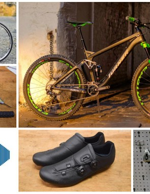 Here's the latest gear to arrive at BikeRadar HQ