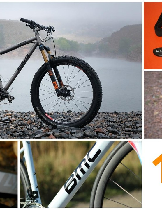 A selection of the best new gear to hit the BikeRadar office this week