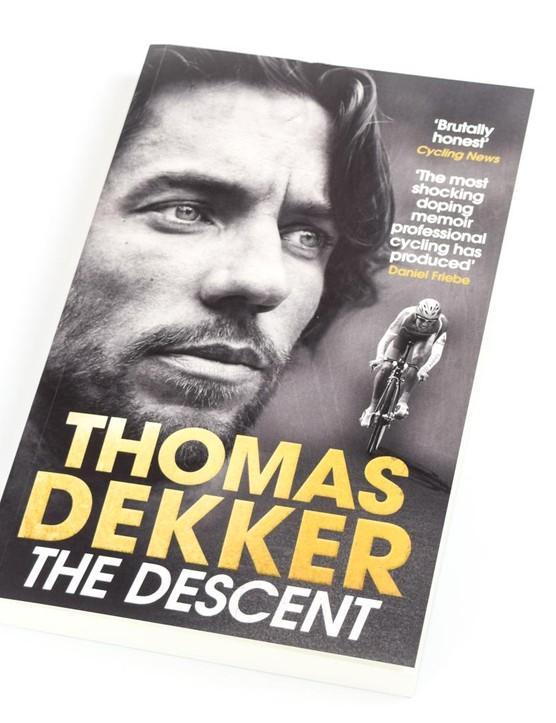 Thomas Dekker's The Descent sounds pretty brutal