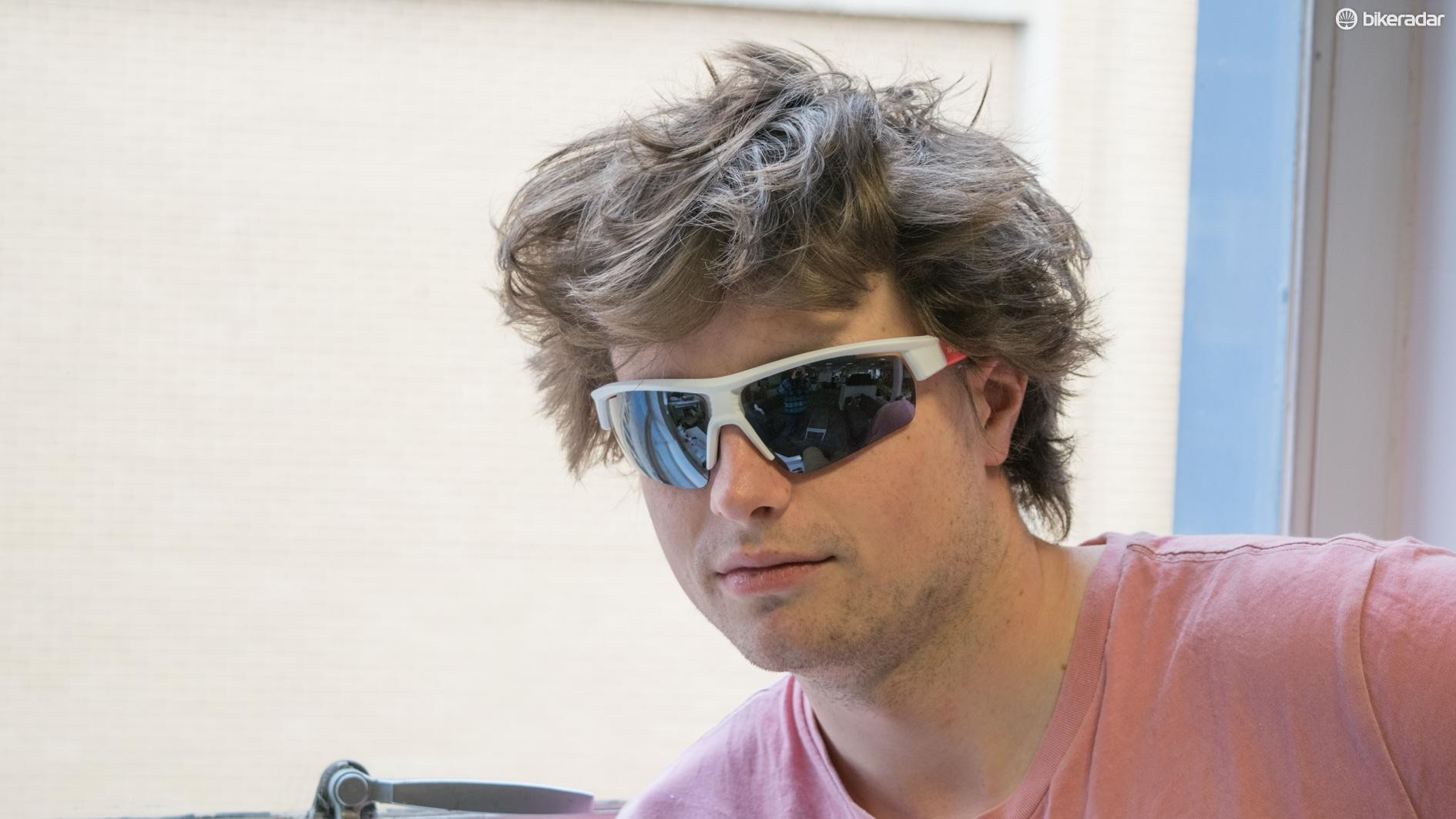 B'Twin's affordable sunnies cost about the same as the haircut this staff writer needs