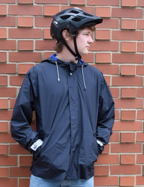 The Meander Jacket is aimed at the urban cyclist