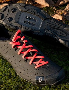 Nice daps mate. The Scott MTB RC Lace shoes are carbon lightweight loveliness