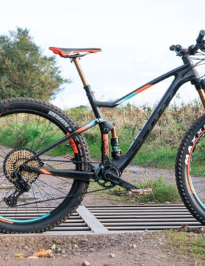 Big is beautiful: the plus tyred Scott Spark 700 Tuned
