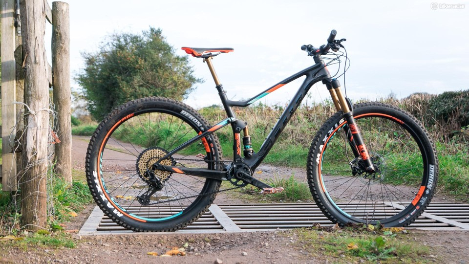 b6f3e122490 Scott's new Spark Plus is built from the ground up to suit the fat tyres
