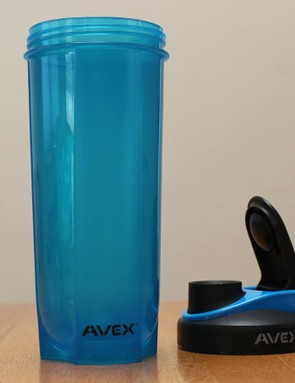 Sure, you can mix your recovery drink in a water bottle. But this works much better