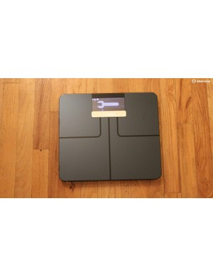 The Garmin Index Smart Scale requires a smartphone to capture all the information
