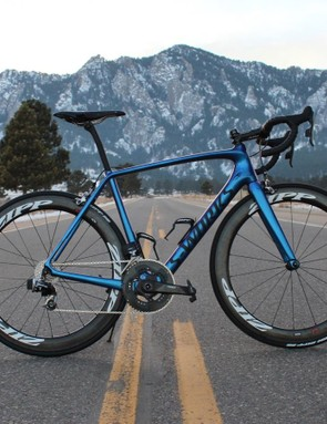 The 2016 Specialized S-Works Tarmac