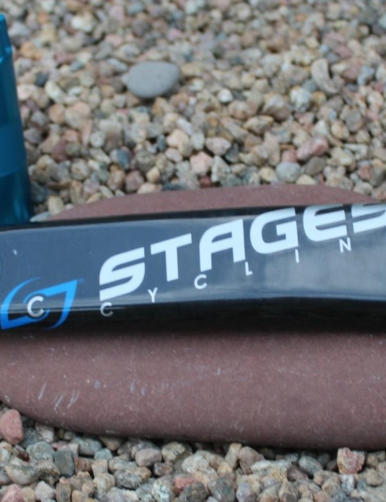 Stages Cycling's new carbon crank works with both SRAM and FSA cranksets