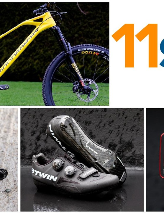 11spd, your weekly digest of what's new, upcoming and shining brightly at BikeRadar this week