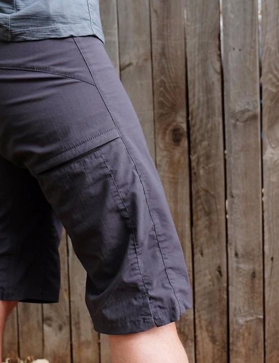 Acre's Traverse All-Mountain shorts are well-built with an understated style