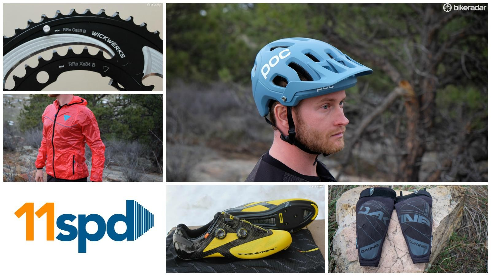 Here's this weeks roundup of new gear
