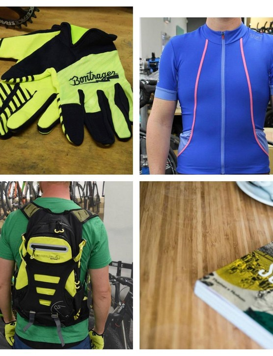 New cycling gear from Bontrager, Gore, Paul Smith and more!