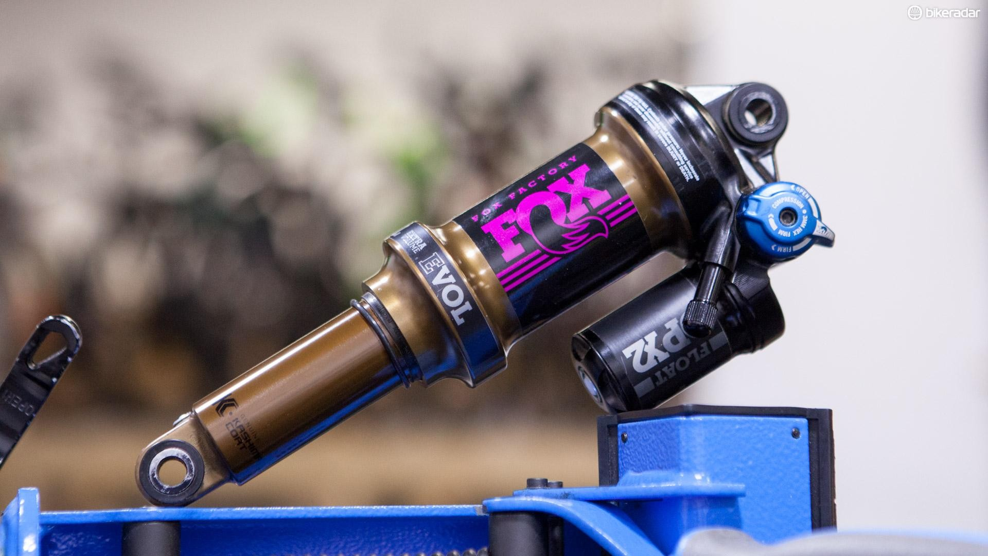 Fox's new Float DPX2 shock comes with high expectations