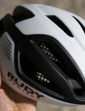 The Rudy Project Spectral helmet is so new it's not even out yet