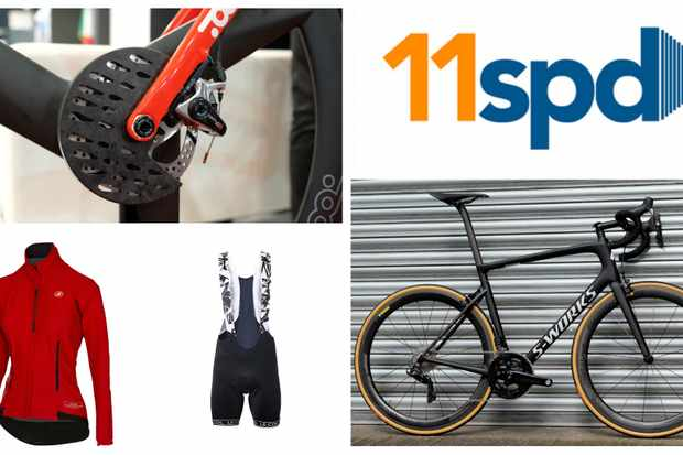New goods to peruse from Specialized, Castelli and more