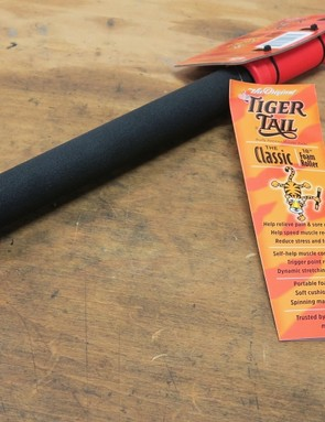 The Tiger Tail roller. Painful, but worth it. Probably.