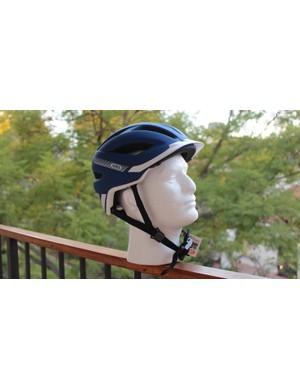 The Abus Hyban commuter helmet