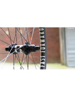 The wheels come in Boost and non-Boost, Shimano and XD driver options