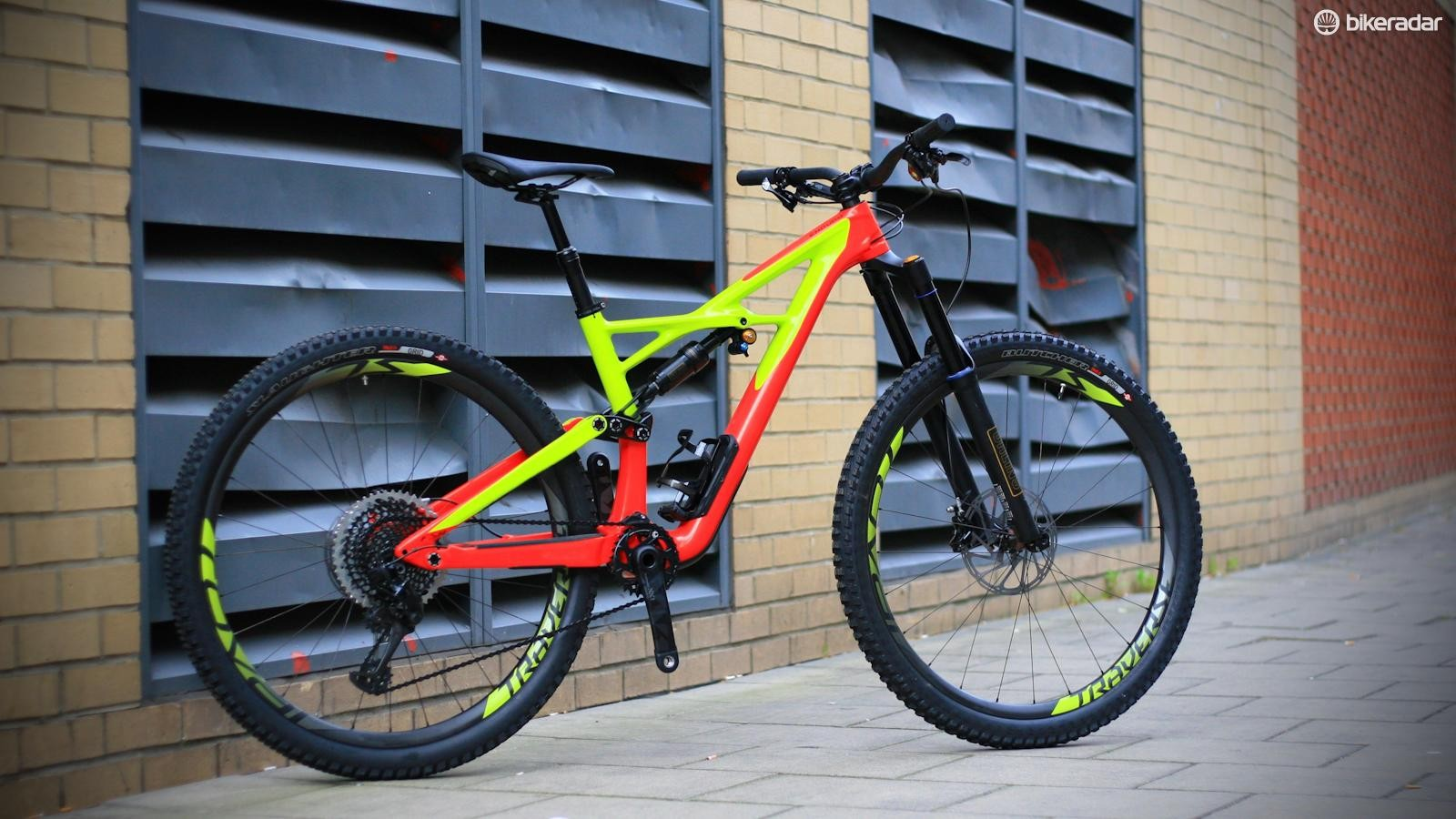 Specialized's special Enduro S-Works