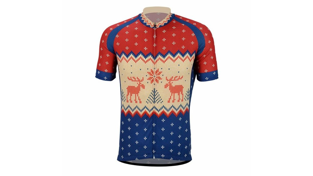 RedBear's offering only comes in a short-sleeve option, so you may want to combine it with a base-layer