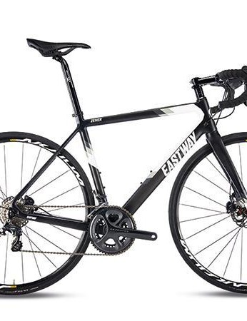 The Eastway Zener D1 offers a lot of bike for your money